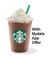Starbucks Coffee Card Rs.200 Pay Rs.100