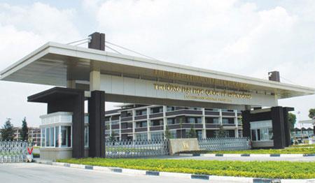Trường ĐH Quốc Tế Miền Đông