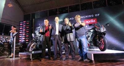 Motor Aprilia Dan Moto Guzzi Resmi Masuk Pasar Indonesia