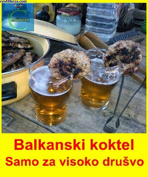 balkanski koktel smiješe fotografije