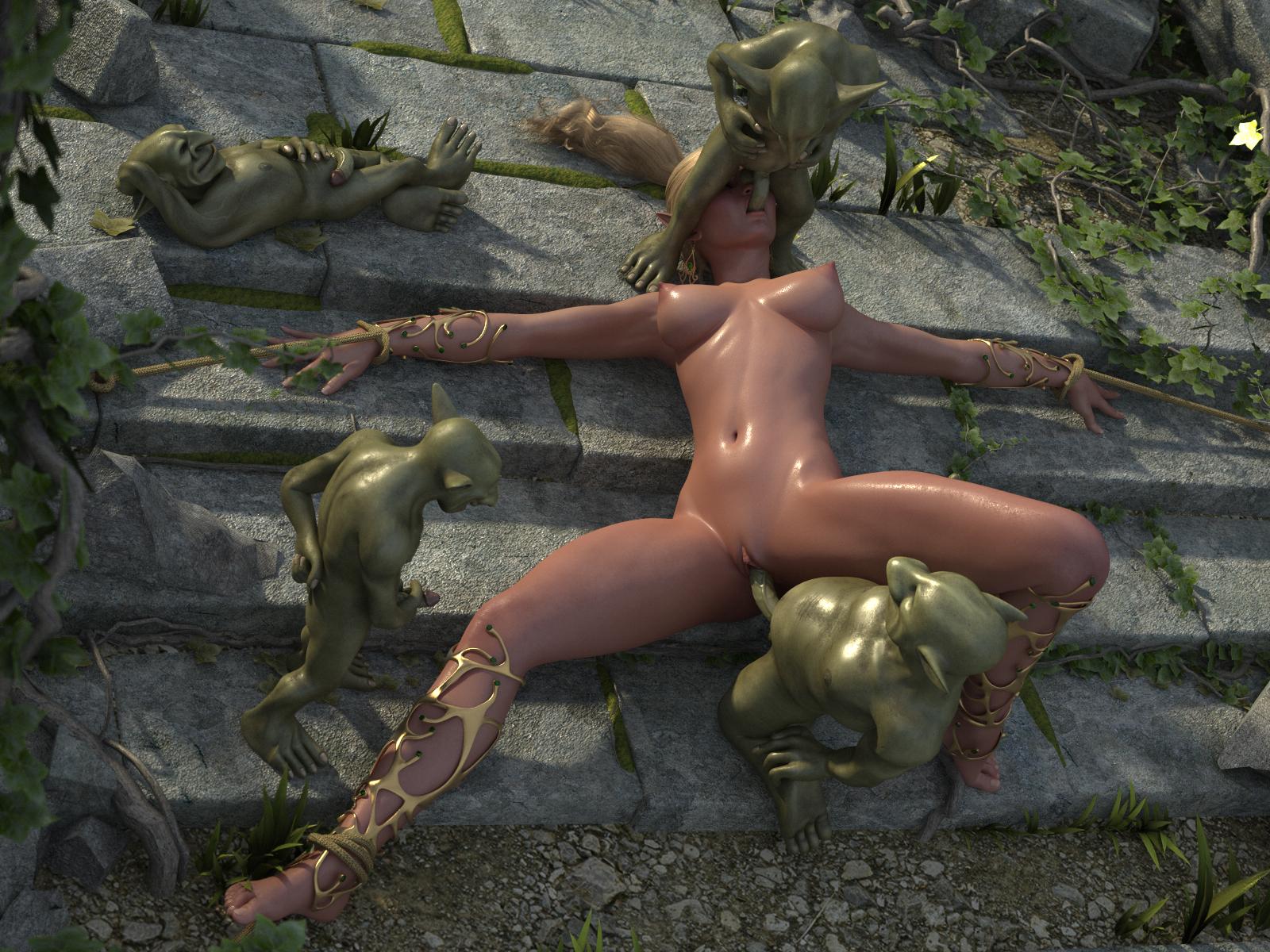 секс картинки с гоблинами мужа