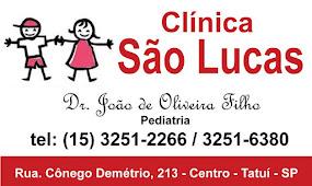 Clinica São Lucas Dr. João de Oliveira Filho Pediatria