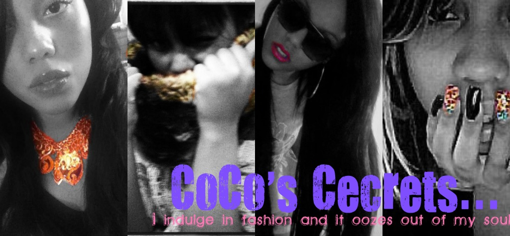 CoCo&#39;s Cecrets ...