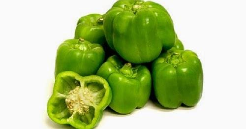 Kandungan Gizi dan Manfaat Paprika
