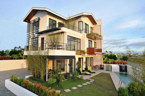 bentuk+rumah+minimalis+mewah Bentuk Rumah Minimalis Terbaru