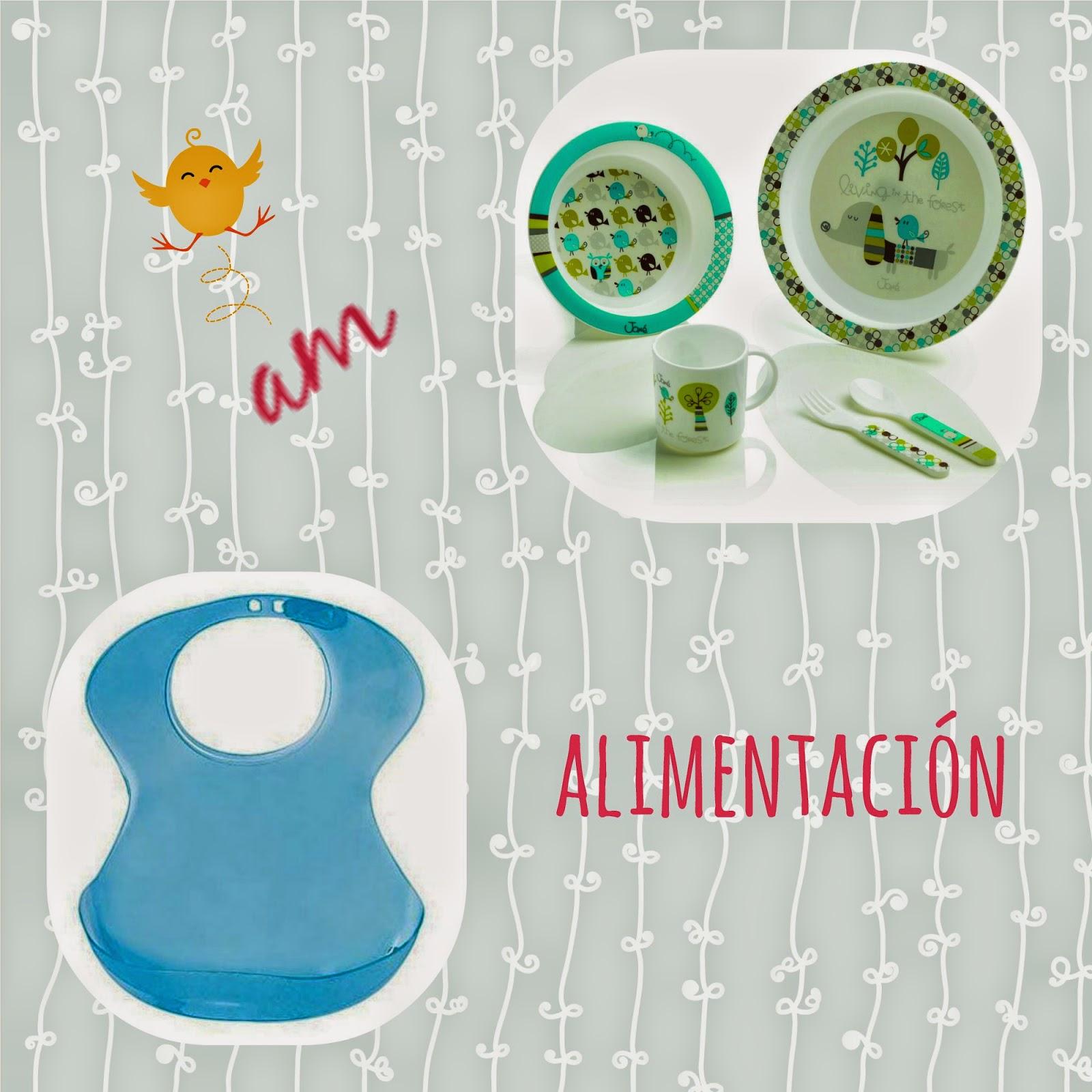 articulos de bebe utiles - alimentación