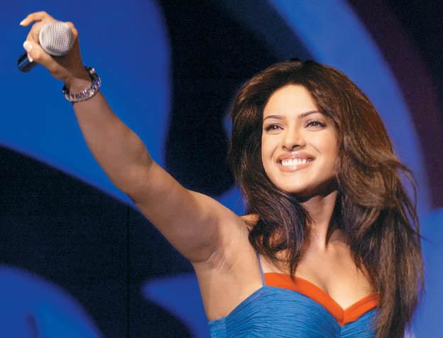Glam Gallery: Priyanka Chopra hot armpit pictures