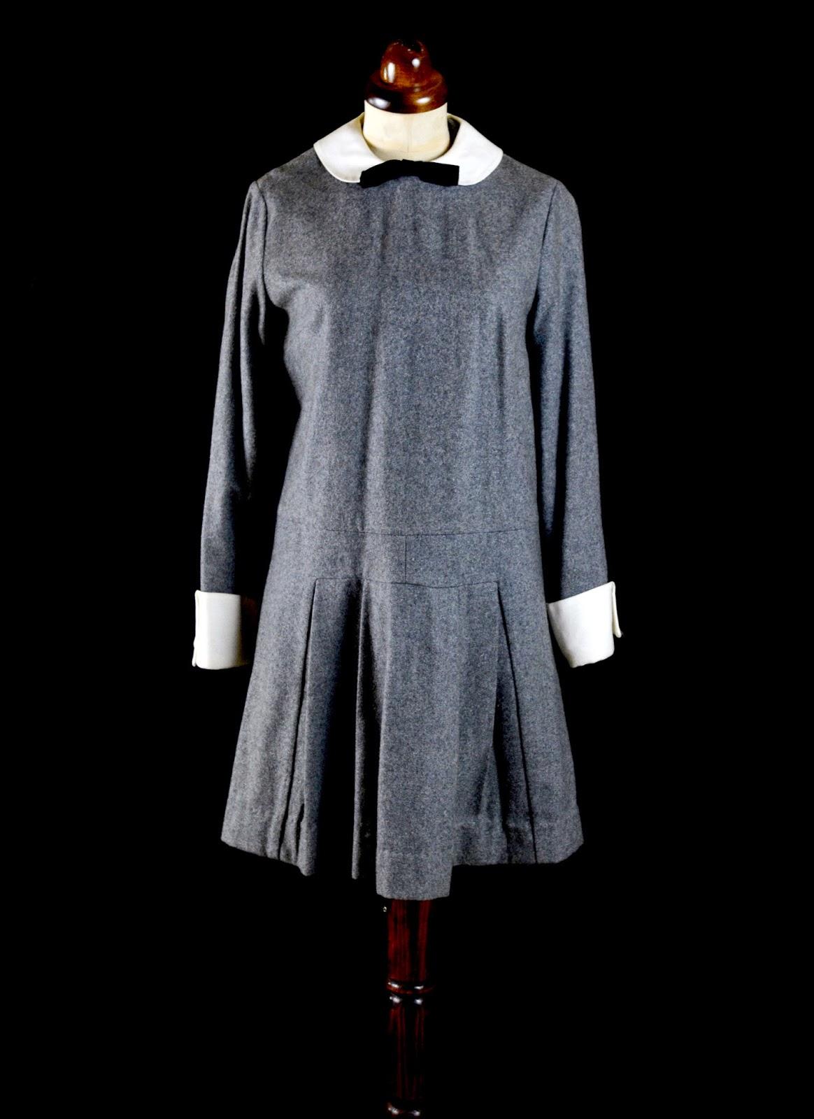 vintage mod dress