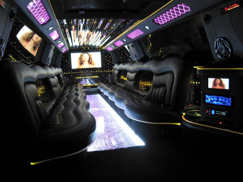 autofloor 303 lamborghini limousine interior