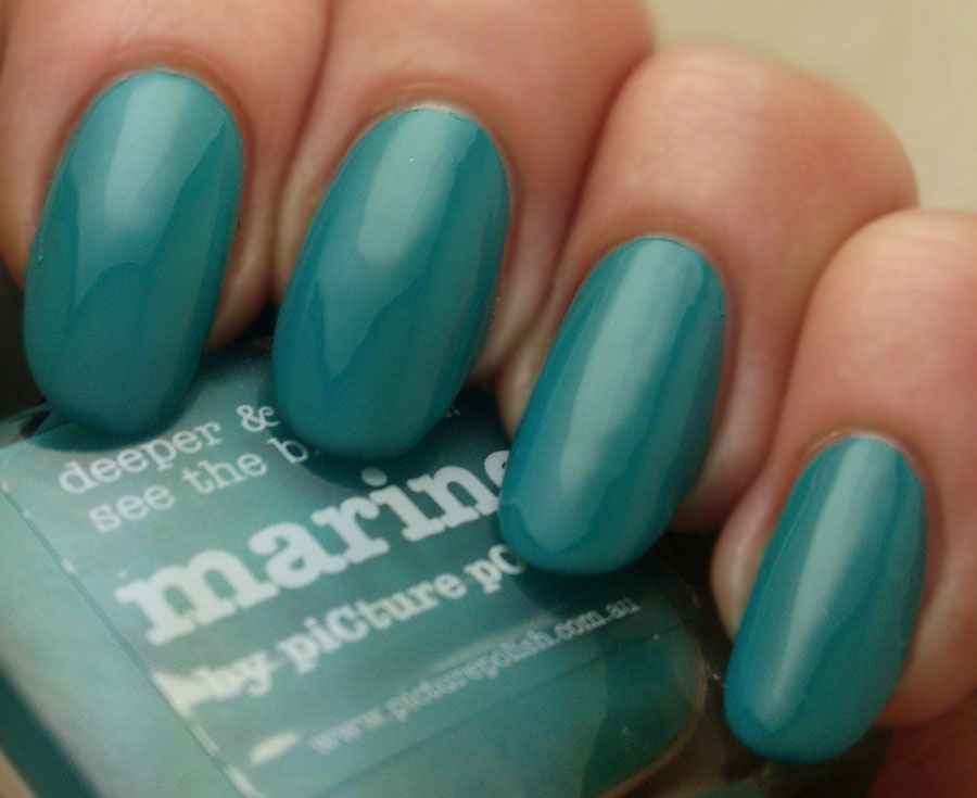 Picture Polish Marine Swatch