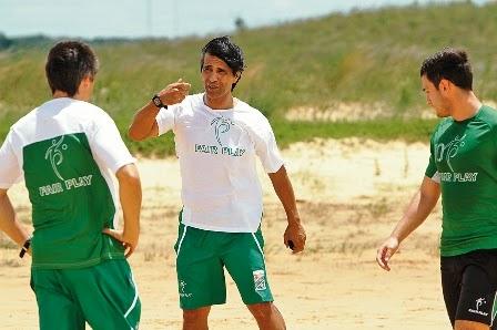 Oriente Petrolero - Tabaré Silva - Fernando Saucedo - DaleOoo.com web del Club Oriente Petrolero