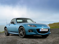 2013 Mazda MX-5 Sport Graphite Japanese car photos 2