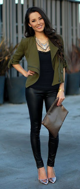 Cute Outfit Ideas for Spring 2015