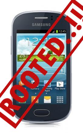 Cara Root Samsung Galaxy Fame GT-S6810
