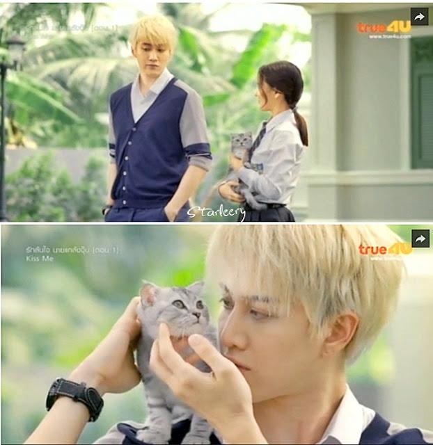 Kiss Me Thailand episode 1