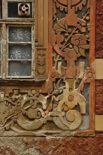 Zamek Grodno - piękne detale