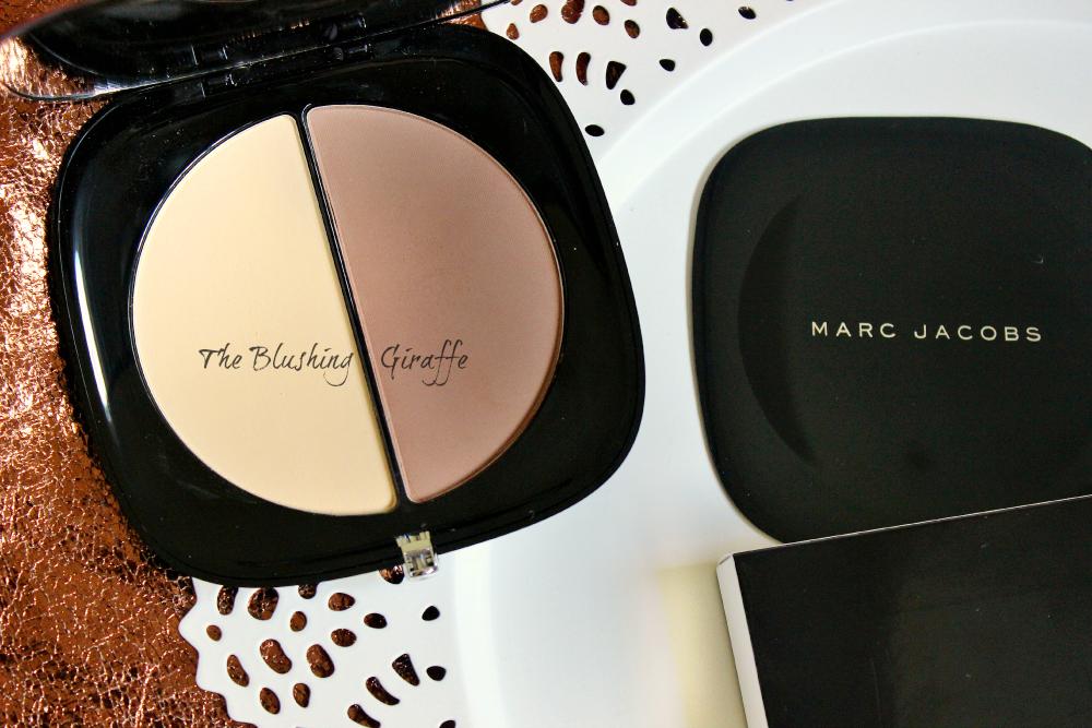 Marc Jacobs #instamarc light filtering contour powder in 40 mirage filter