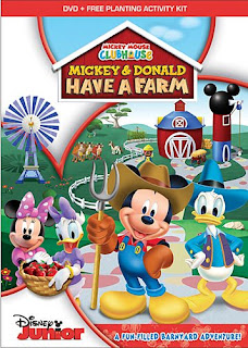 Mickey And Donald Have A Farm (2012) DVDRip XviD