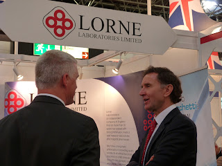 Lorne as a manufacturer of high quality diagnostic reagents