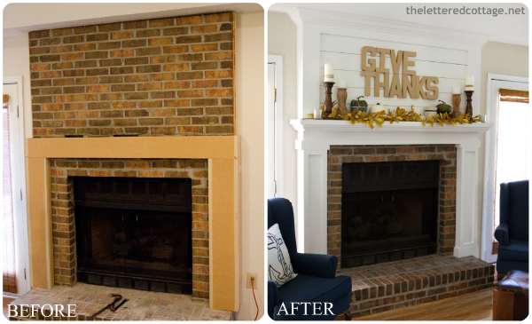 Faux Mantels & Shelves
