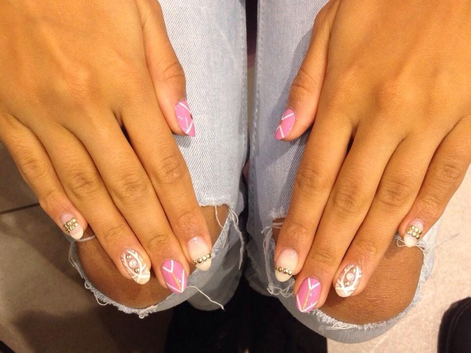 Fabuleuse beauty october 2014 for Nail salon oxford
