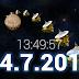 24 ore a Plutone
