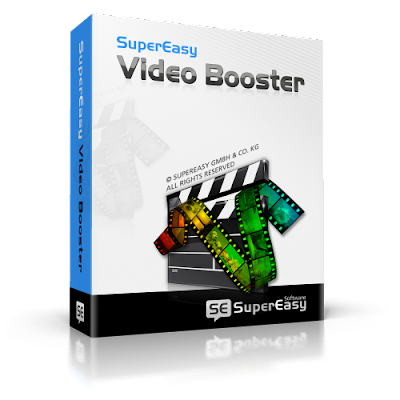 Free SuperEasy Video Booster 1.1.3056 giveaway