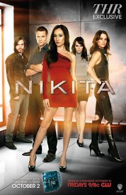 Sát Thủ Nikita 3 - Nikita Season 3 (2012) Poster