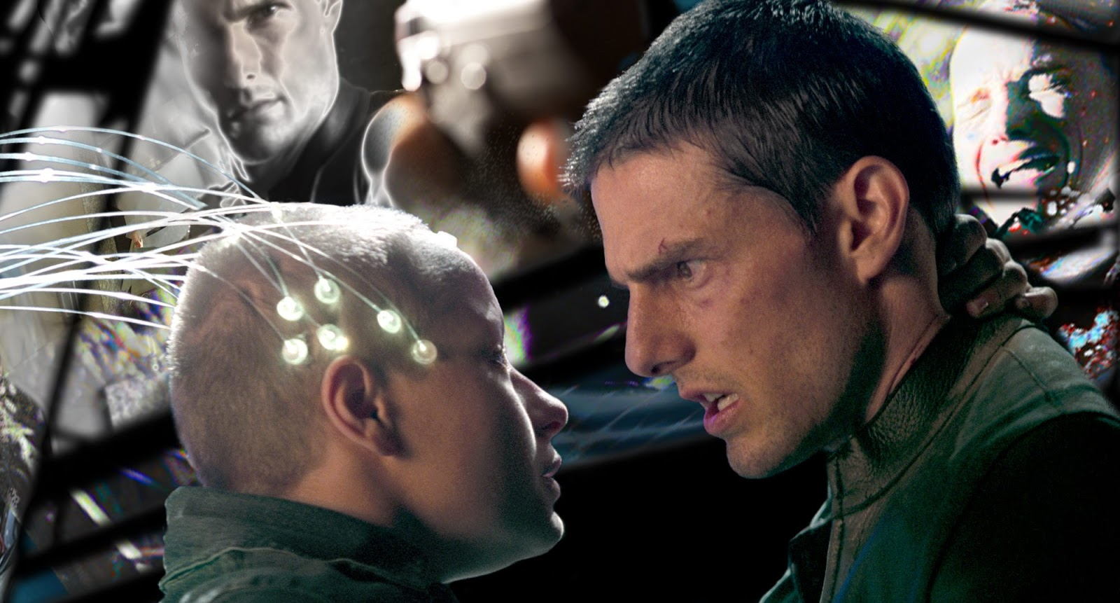 essay on the movie minority report Minority report is a good movie, exciting, thrilling, and mysterious at the same time its direction towards humanity and moral values is thought provoking, providing.
