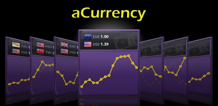 aCurrency Pro (exchange rate ) v4.64 Apk full download