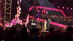 Penyanyi Raisa Tulus Duet Hut SCTV25