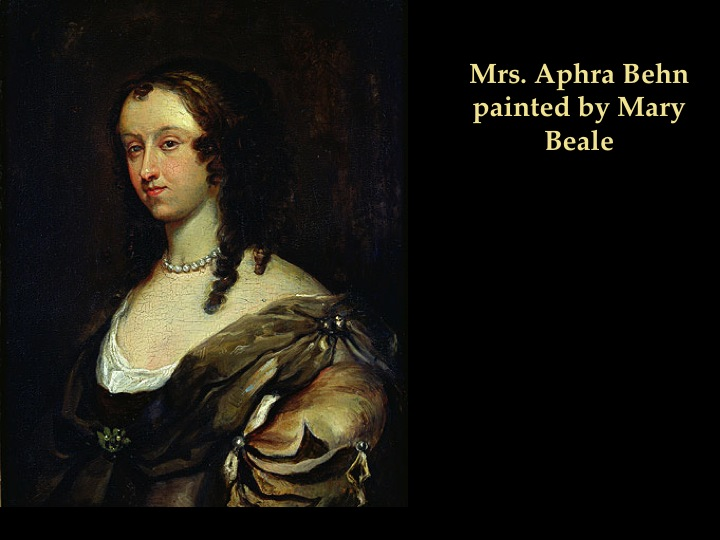 the rover by aphra behn essay
