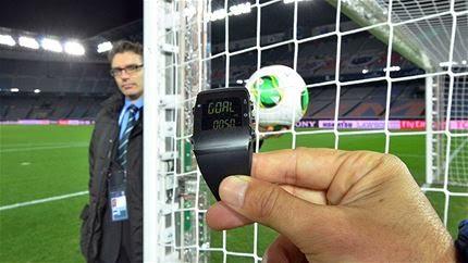 La FIFA presentó la nueva tecnología para detección de goles que se usará en el Mundial Brasil 2014
