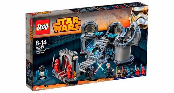 Ref. 75093 Duelo Final en Death Star