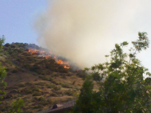bell mountain menifee fire