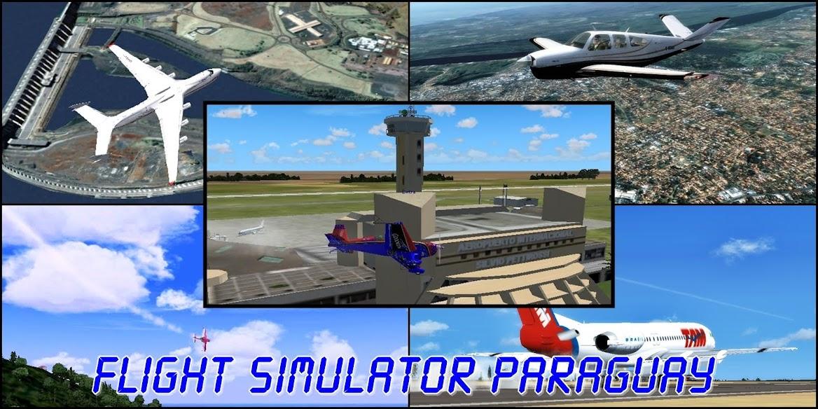 Flight Simulator Paraguay