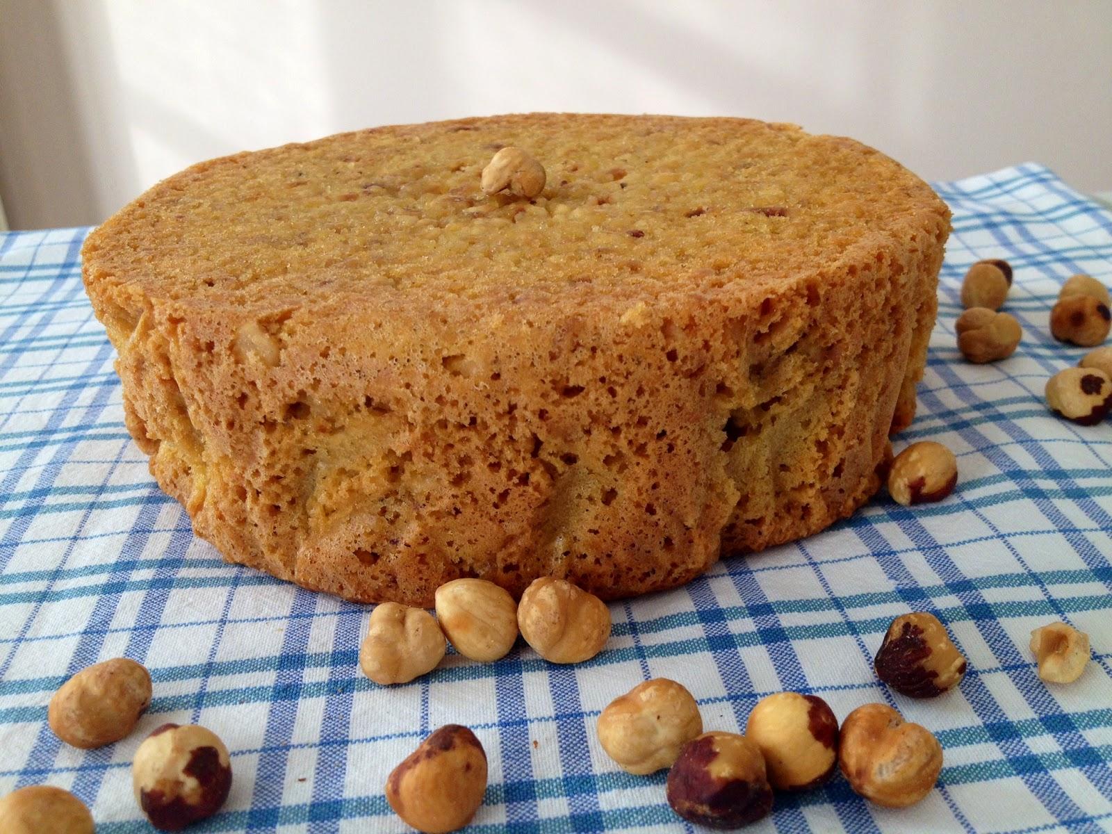 torta di nocciole del piemonte