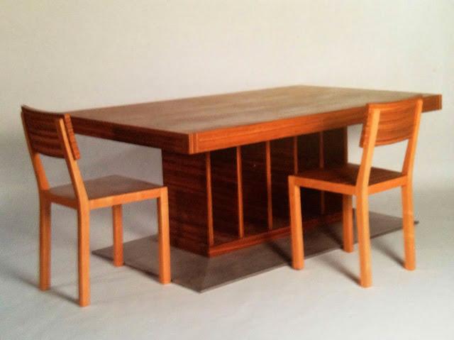 le blog des amis de la villa cavrois: mobilier - Location Table Et Chaise