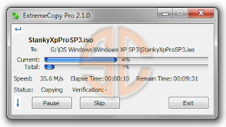 ExtremeCopy PRO 2.3.1 Full Version With Serial Key Free Download