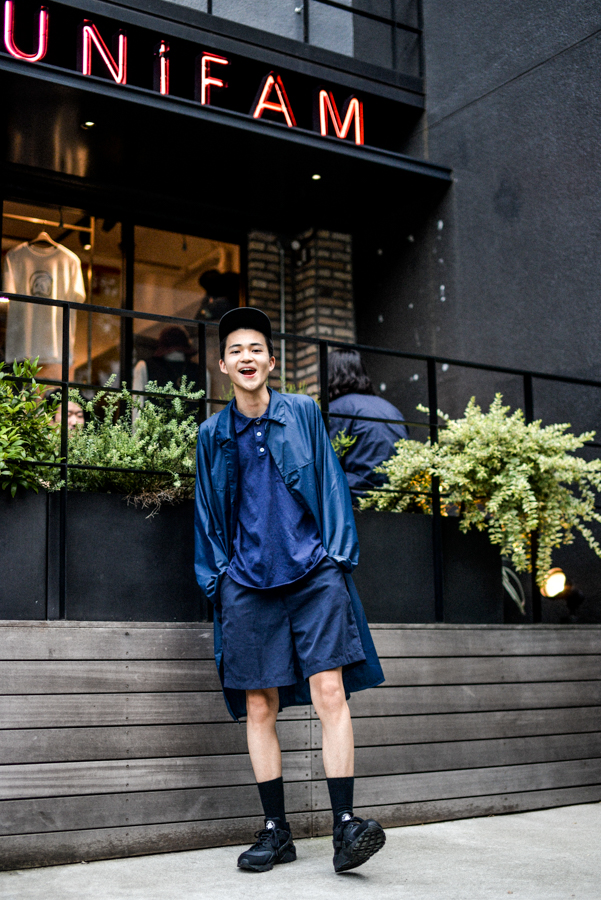 ICCHO STYLE BLOG -TOKYO STREET...