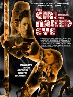 Ver The Girl from the Naked Eye (2011) Online