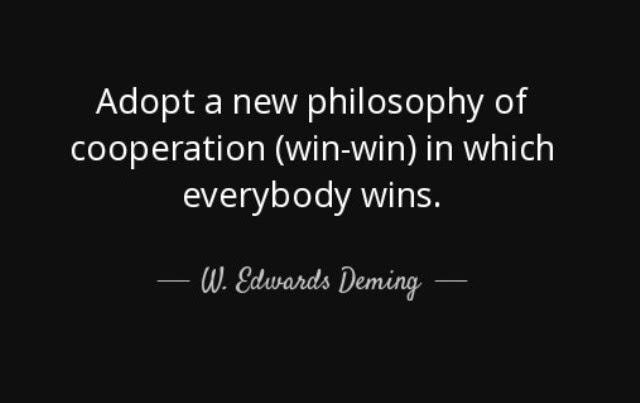 Win-win Philosophy