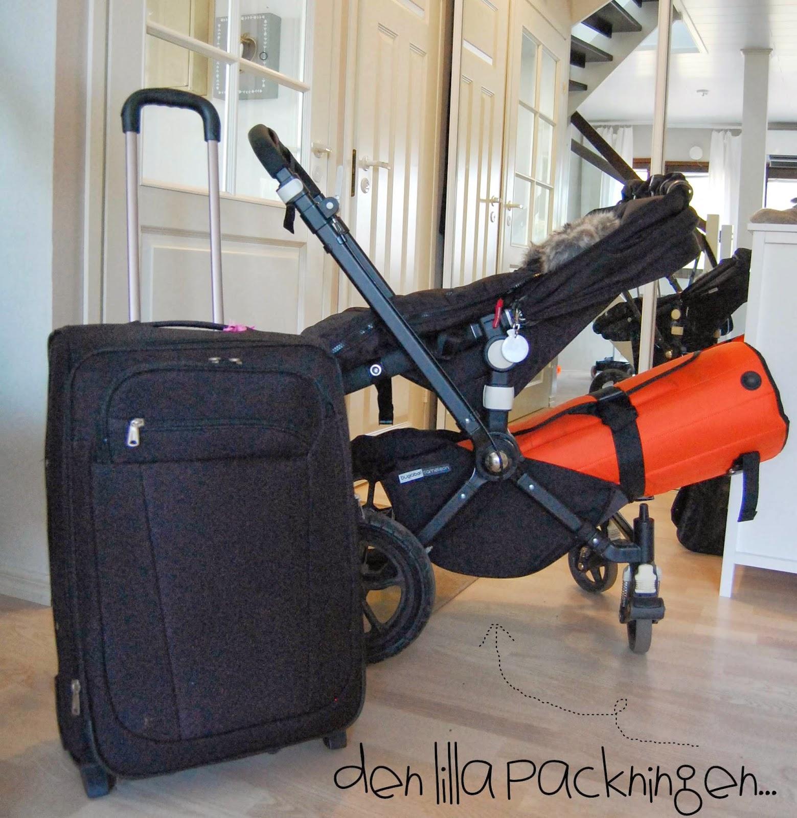 Handväska Och Handbagage : Lilla hanna i stora v?rlden rese stressarn h?r hej