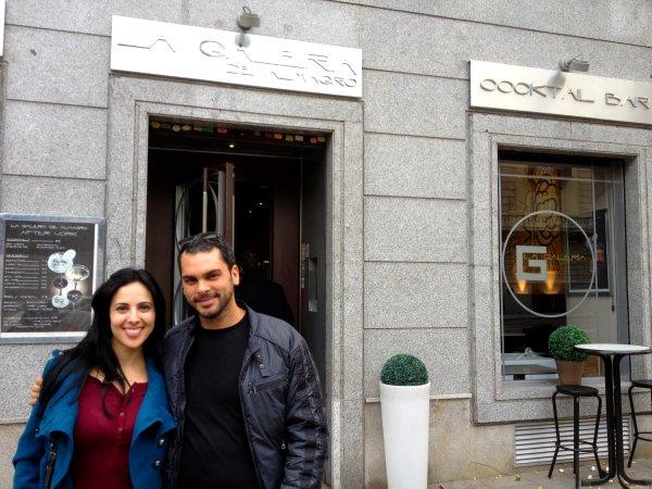 Restaurante La Galería de Almagro