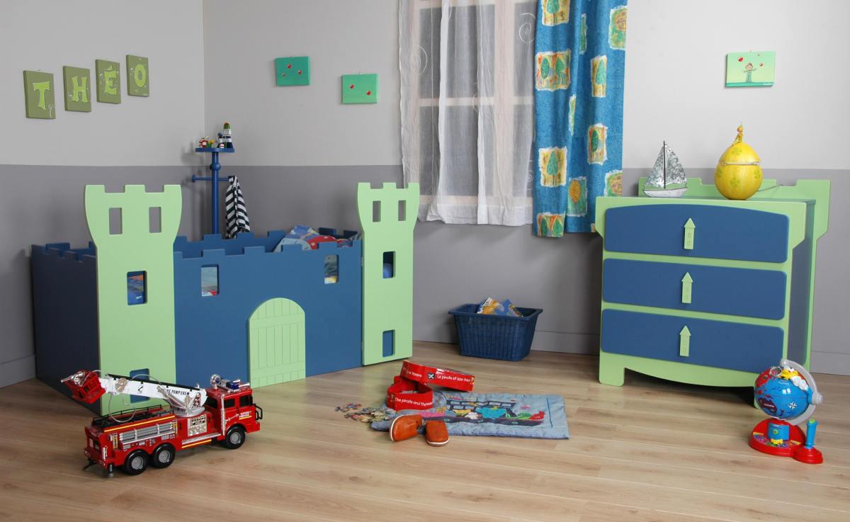 Ideas para la habitaci n de los ni os infantil decora - Habitaciones de ninos pequenas ...