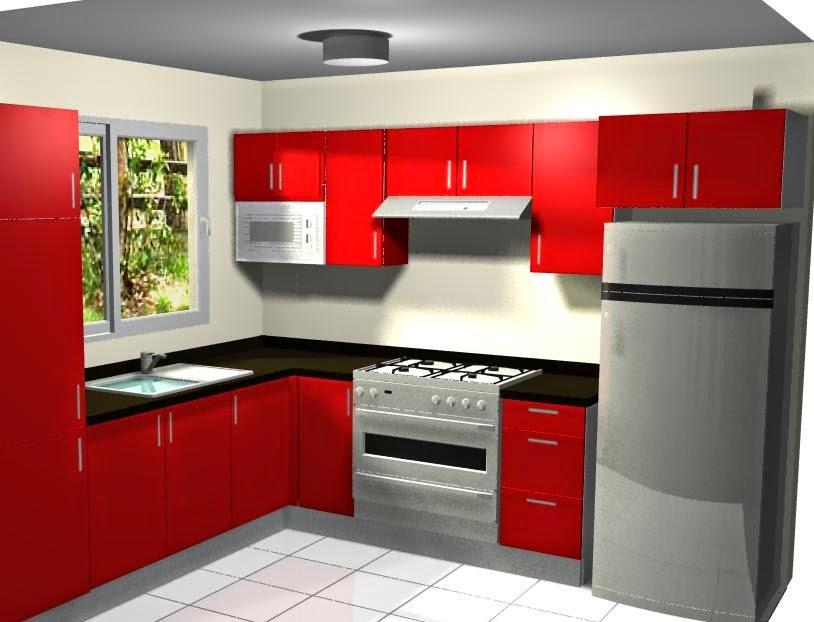 Diseño previo de su cocina en 3D | Cocinas Zaragoza | Astilo Cocinas ...