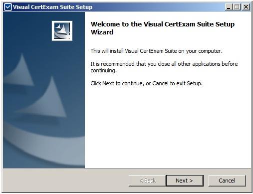 visual certexam suite 4.2.1 crack download