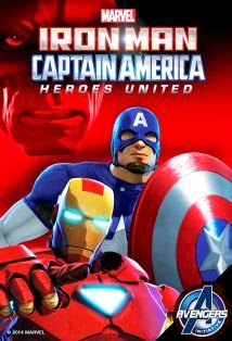 watch IRON MAN AND CAPTAIN AMERICA HEROES UNITED 2014 watch latest movies online free streaming full video movies streams free