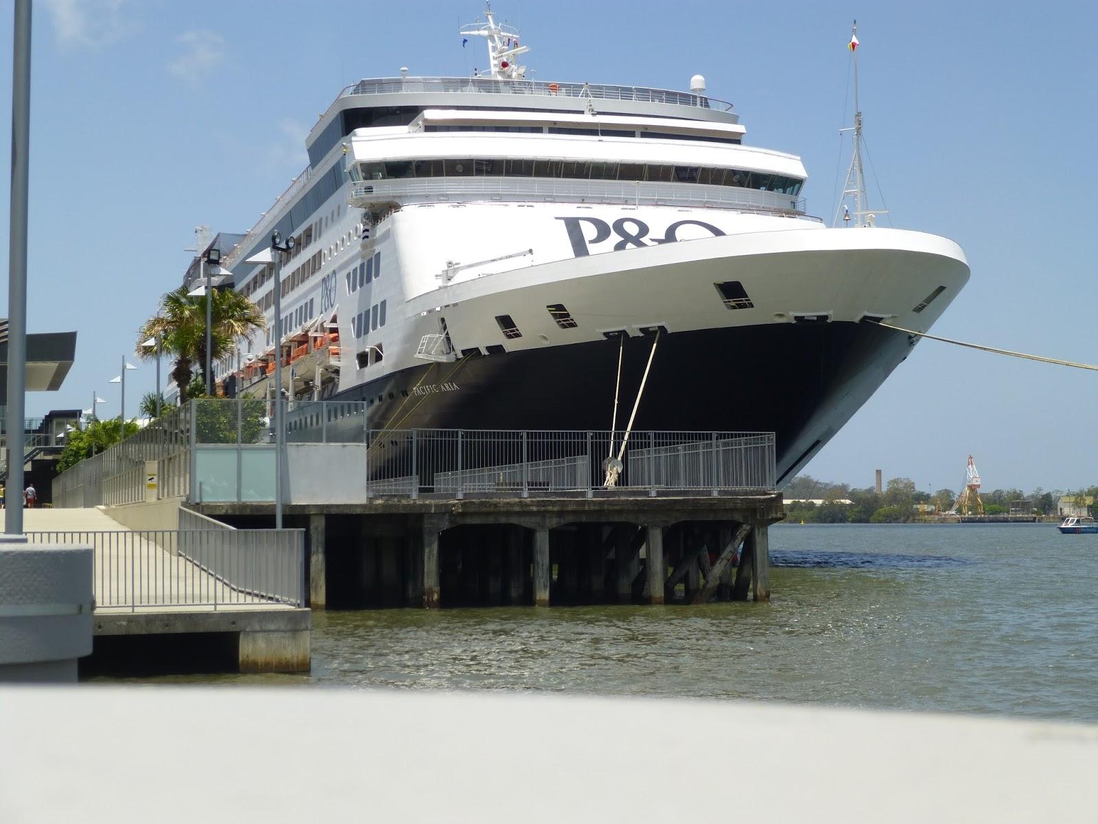Pacific Aria In Brisbane November 2015 Cruise Critic