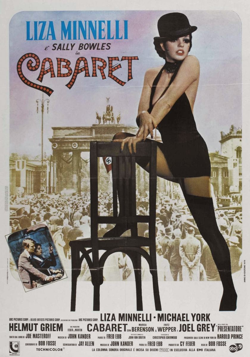 cabaret pelícua musical
